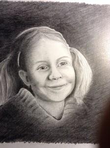 ceruza - portrét 4